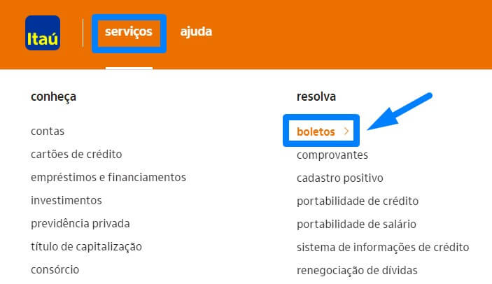 Emita boletos de renegociação ou atualize o seu boleto Itaú vencido.